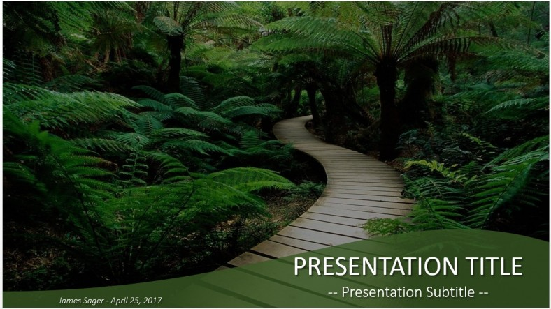 Free rainforest powerpoint 22315 sagefox powerpoint templates rainforest powerpoint toneelgroepblik Images