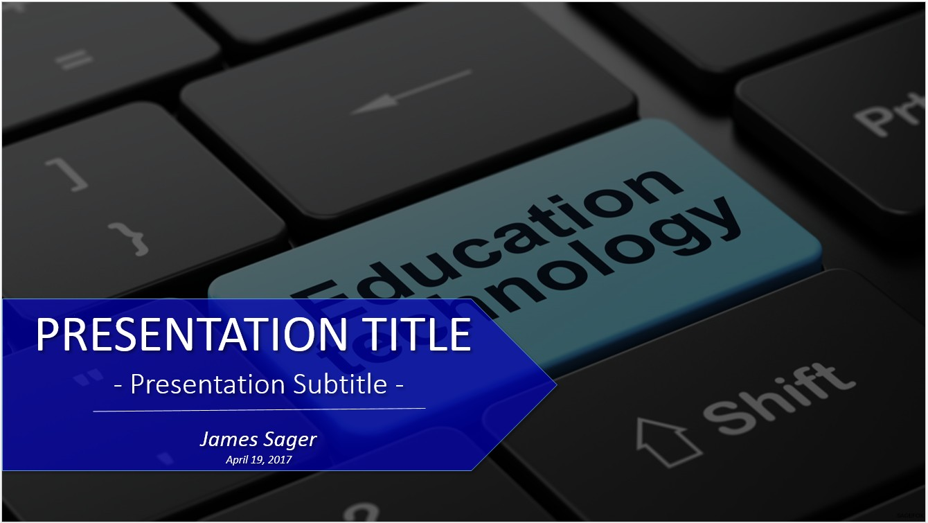 Free education technology powerpoint 23410 sagefox powerpoint please share this free powerpoint template toneelgroepblik