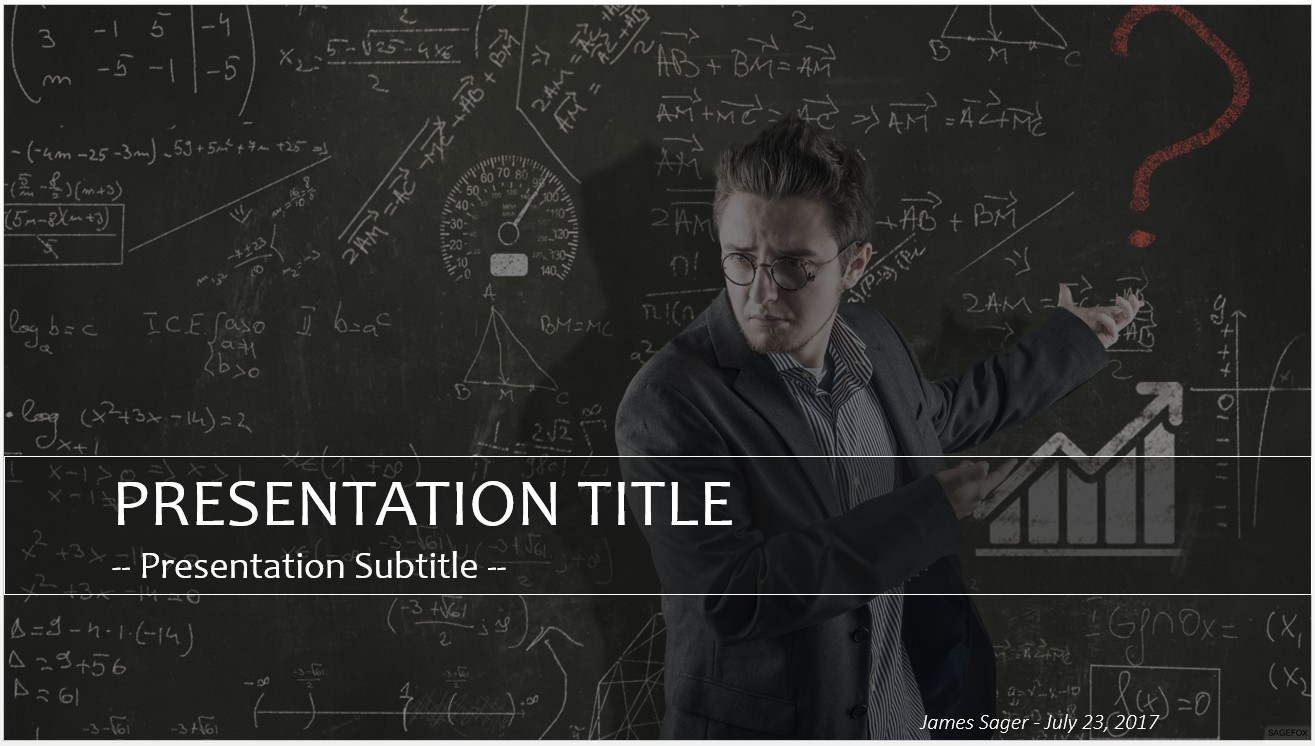 Free math powerpoint 26030 sagefox powerpoint templates by james sager toneelgroepblik Image collections
