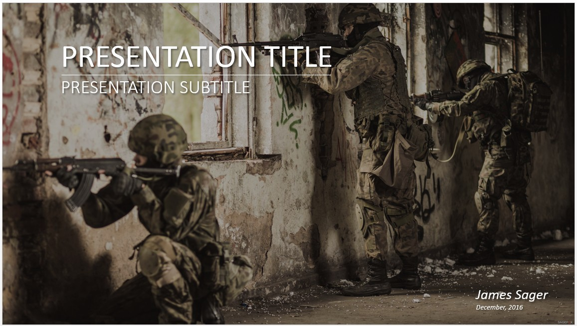 Free military powerpoint 27930 sagefox free powerpoint templates by james sager toneelgroepblik