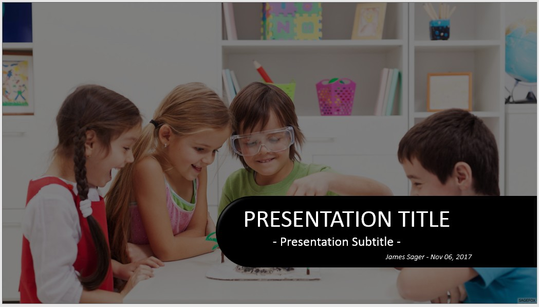 Free kids observing a science lab project powerpoint 32378 by james sager toneelgroepblik Gallery