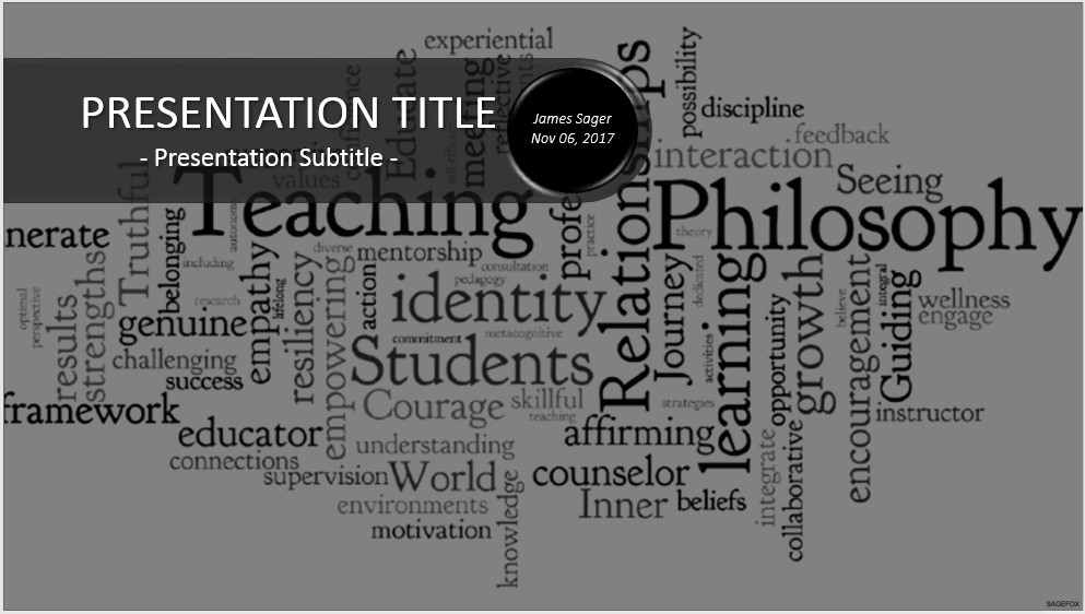 Free philosophy powerpoint 32832 sagefox powerpoint templates by james sager toneelgroepblik Gallery