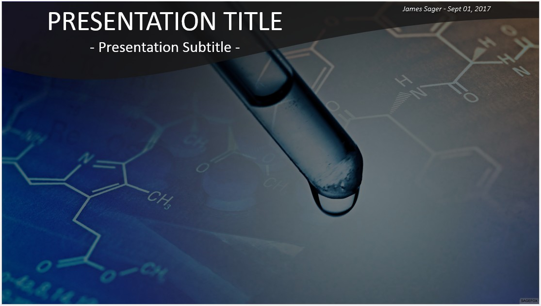 Free science powerpoint 29281 sagefox free powerpoint templates by james sager maxwellsz