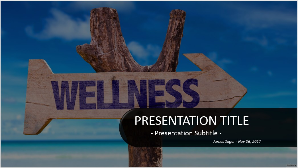 Free wellness powerpoint 48939 sagefox powerpoint templates wellness powerpoint toneelgroepblik Choice Image