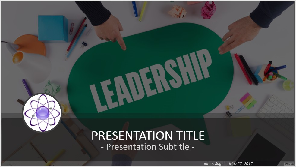 Free Leadership Powerpoint 43573 Sagefox Powerpoint Templates