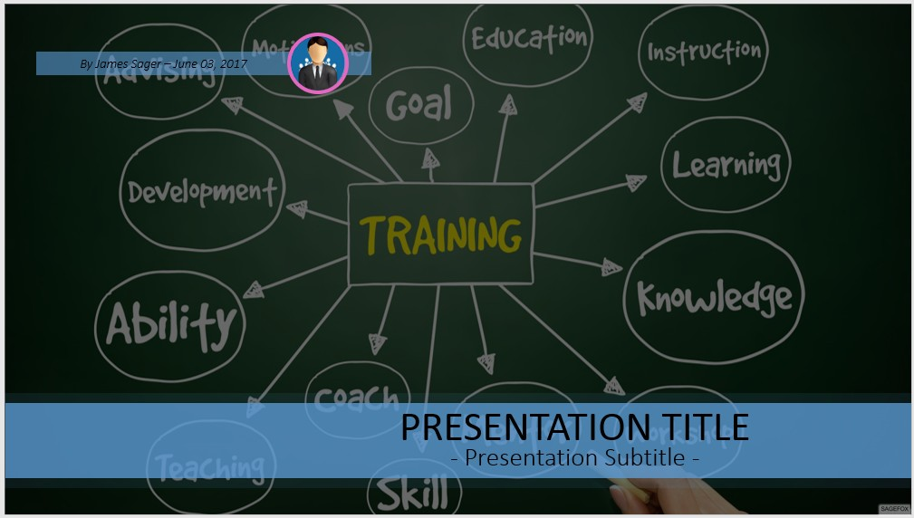 Free training mind map powerpoint 46009 sagefox powerpoint templates by james sager toneelgroepblik Image collections