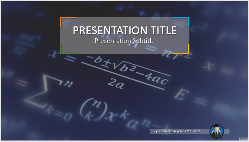 math powerpoint presentation
