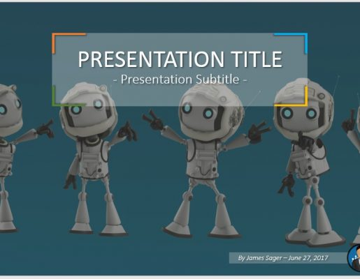 Robot powerpoint free robot powerpoint templates sagefox free free robots powerpoint toneelgroepblik Choice Image
