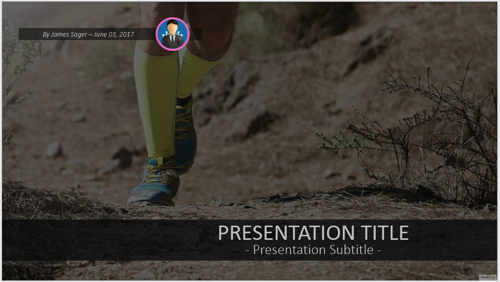 Free running powerpoint 41578 sagefox powerpoint templates by james sager toneelgroepblik Image collections