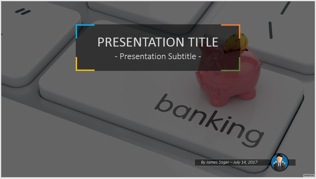 Free online banking powerpoint 49099 sagefox powerpoint templates by james sager toneelgroepblik Image collections