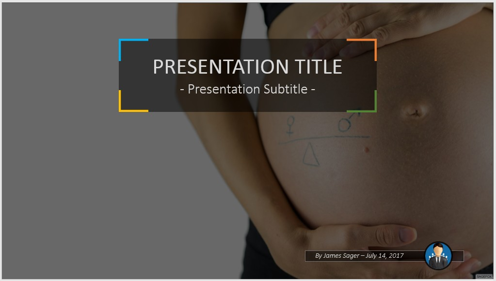 Free pregnant mother powerpoint 49340 sagefox powerpoint templates by james sager toneelgroepblik Image collections
