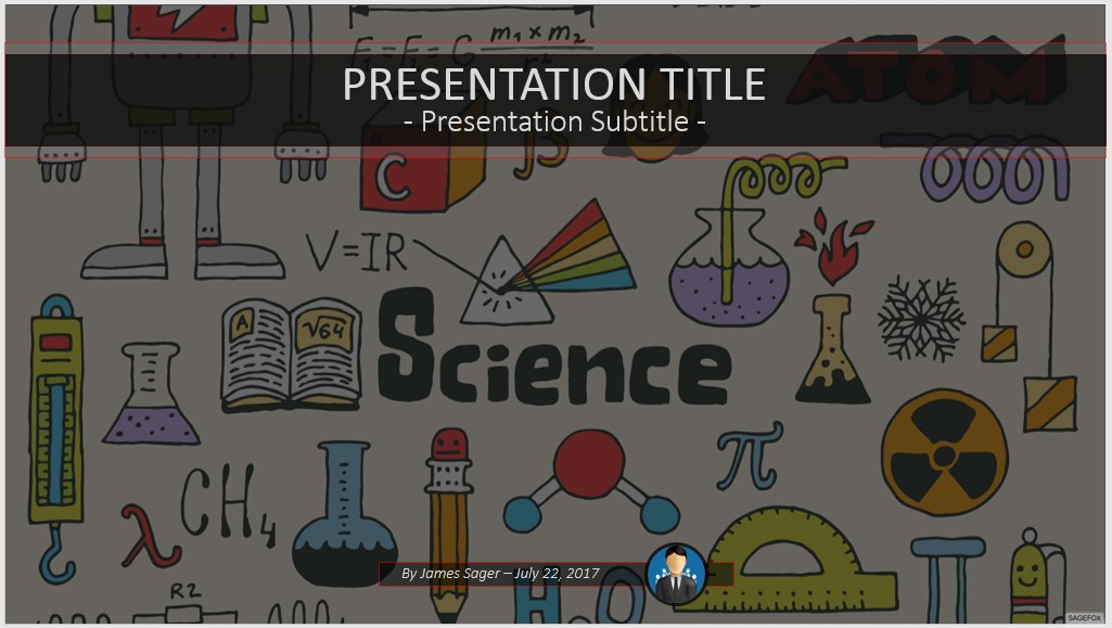 Free science and education powerpoint 51440 sagefox powerpoint by james sager toneelgroepblik Images