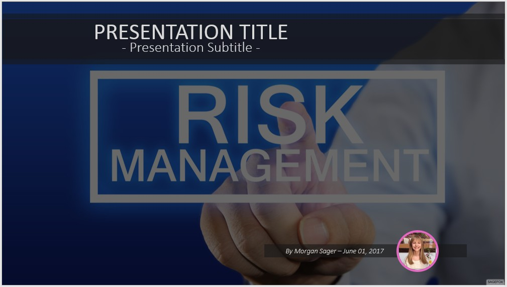 Free Risk Management Powerpoint 53301 Sagefox Powerpoint Templates