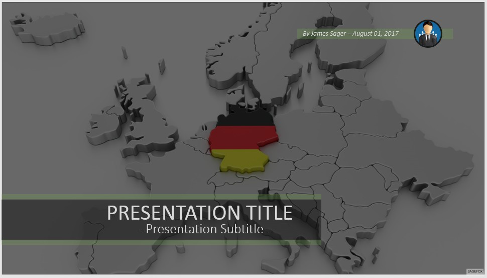 Free germany powerpoint 54711 sagefox powerpoint templates by james sager toneelgroepblik Images