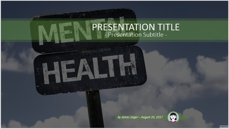 mental health ppt template free  mental health powerpoint templates - Gotta.yotti.co