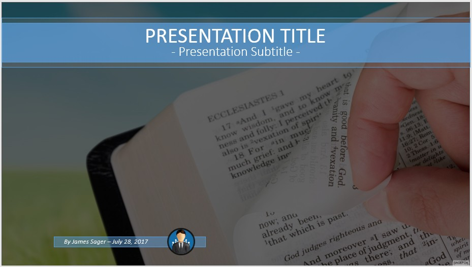 Dorable Free Bible Powerpoint Templates Ideas Examples