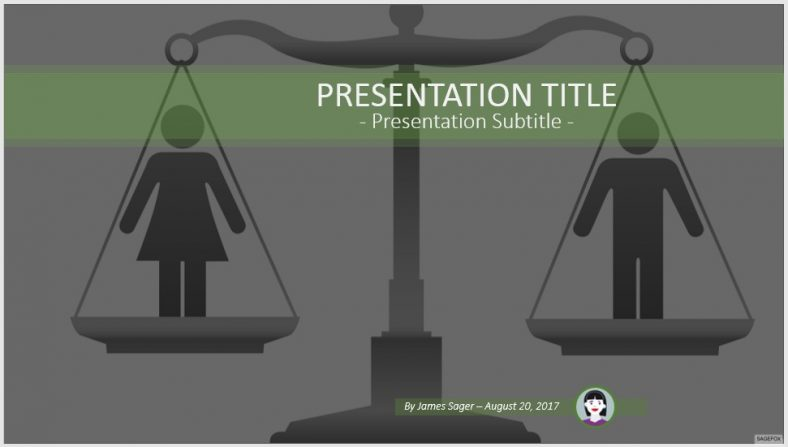 Free gender equality powerpoint 55537 sagefox powerpoint templates gender equality powerpoint toneelgroepblik Image collections