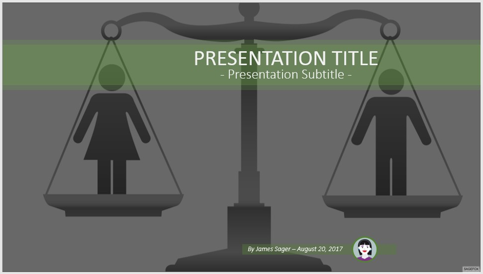 Free gender equality powerpoint 57856 sagefox powerpoint templates gender equality powerpoint toneelgroepblik Image collections
