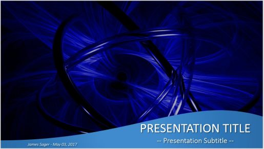 Abstract 3d Powerpoint Free Abstract 3d Powerpoint Templates