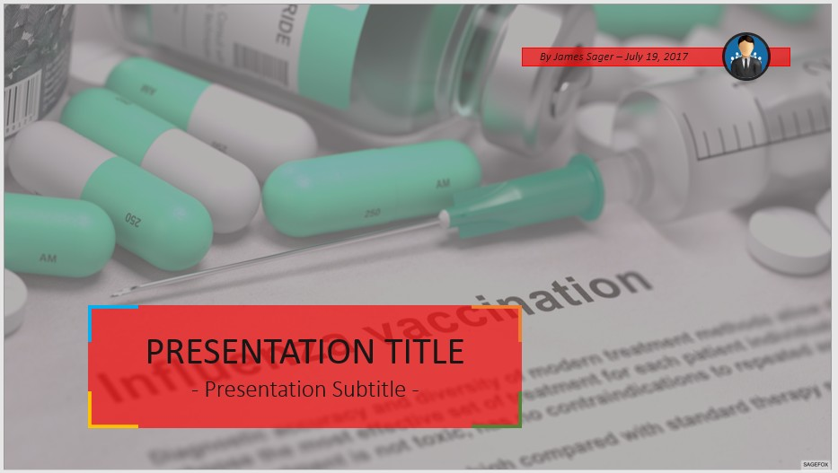 Free vaccination powerpoint 51220 sagefox powerpoint templates influenza vaccination powerpoint toneelgroepblik Choice Image