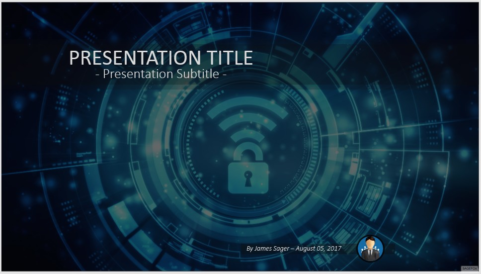 Free internet security powerpoint 56567 sagefox free powerpoint by james sager toneelgroepblik Choice Image