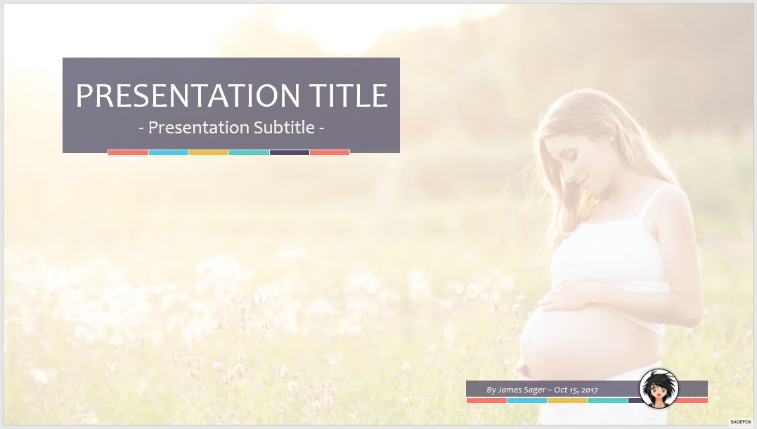 Free pregnant woman ppt 60465 sagefox powerpoint templates by james sager toneelgroepblik Image collections