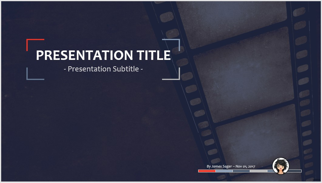 Free movie film ppt 64811 sagefox powerpoint templates for Diwan movie templates