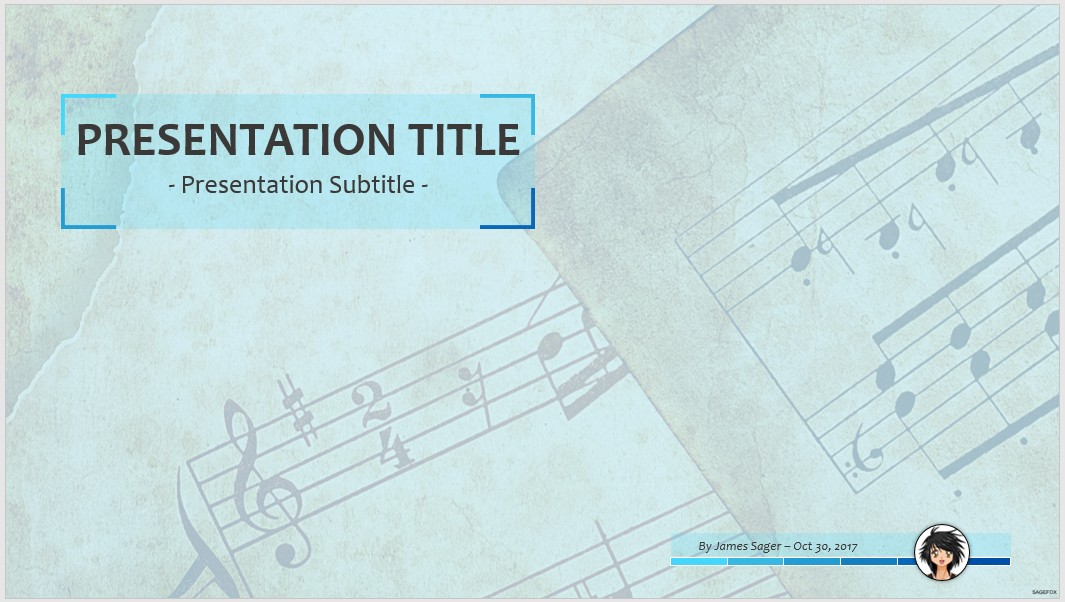 free music ppt 67729 sagefox powerpoint templates