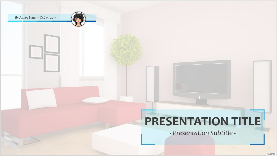 Free interior design ppt 62730 sagefox powerpoint templates please share this free powerpoint template toneelgroepblik Image collections