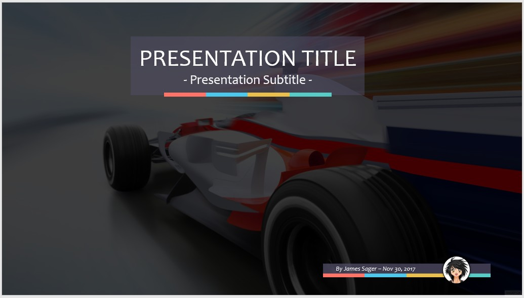 Attractive free car powerpoint templates composition examples perfect free car powerpoint templates mold examples professional toneelgroepblik Images