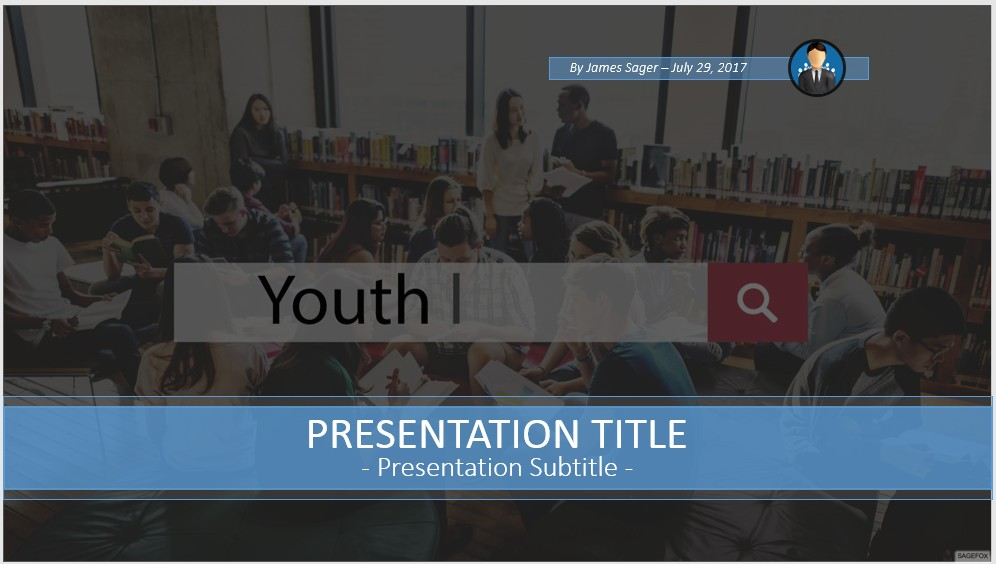 Free youth powerpoint 68902 sagefox powerpoint templates by james sager toneelgroepblik Image collections