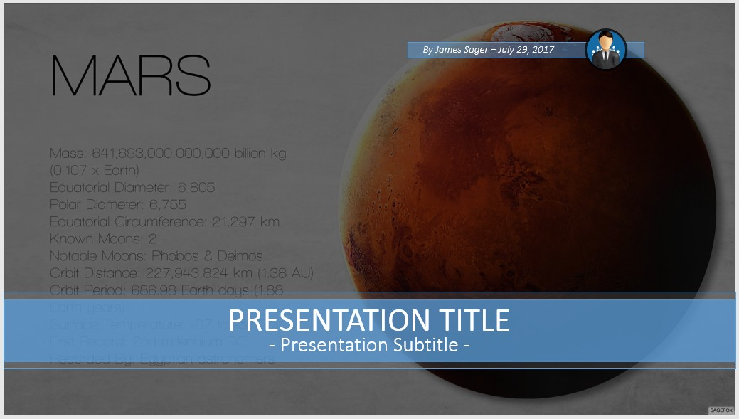 Mars powerpoint templates vatozozdevelopment mars powerpoint templates toneelgroepblik Image collections