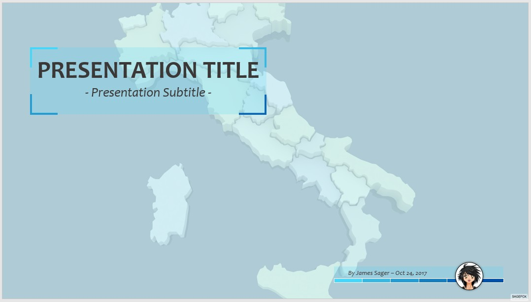 Free italy ppt 74212 sagefox powerpoint templates please share this free powerpoint template toneelgroepblik Image collections