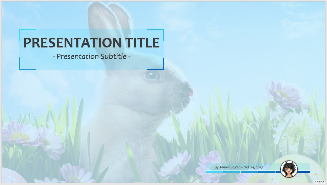 Free easter ppt 75053 sagefox powerpoint templates by james sager toneelgroepblik Choice Image