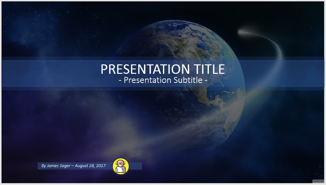 Free earth powerpoint 76054 sagefox powerpoint templates earth powerpoint toneelgroepblik Image collections