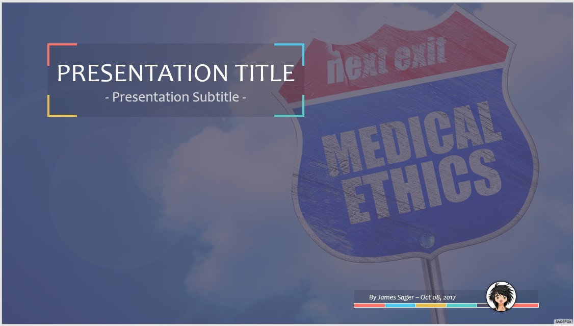 Free medical ethics ppt 77513 sagefox powerpoint templates by james sager toneelgroepblik Gallery