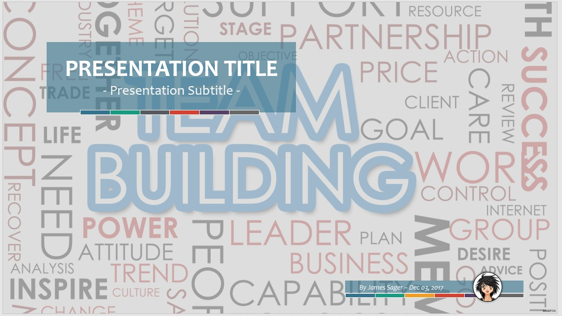 Free team building ppt 78318 sagefox powerpoint templates by james sager toneelgroepblik Image collections
