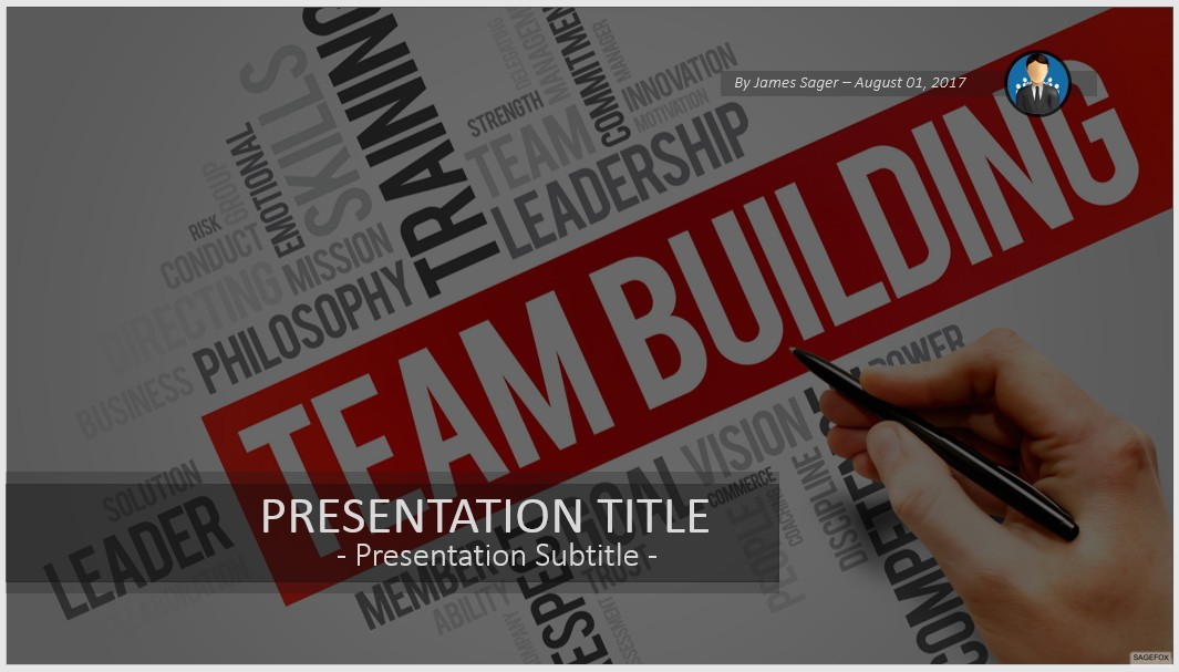 Free team building powerpoint 80694 sagefox powerpoint templates by james sager toneelgroepblik Image collections