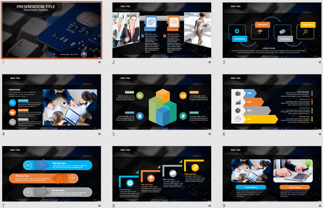 Free online shopping ppt 82960 sagefox powerpoint templates online shopping powerpoint toneelgroepblik Images