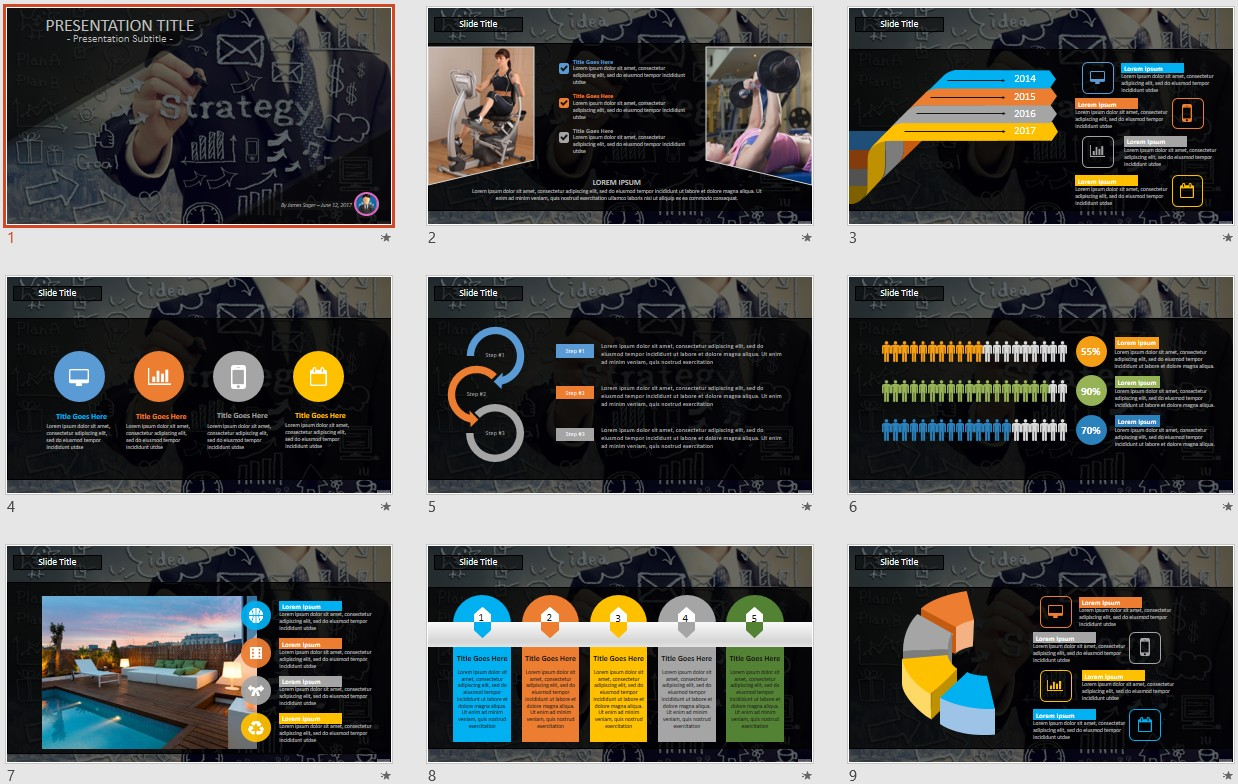 Free business strategy powerpoint 107080 sagefox powerpoint by james sager toneelgroepblik Images