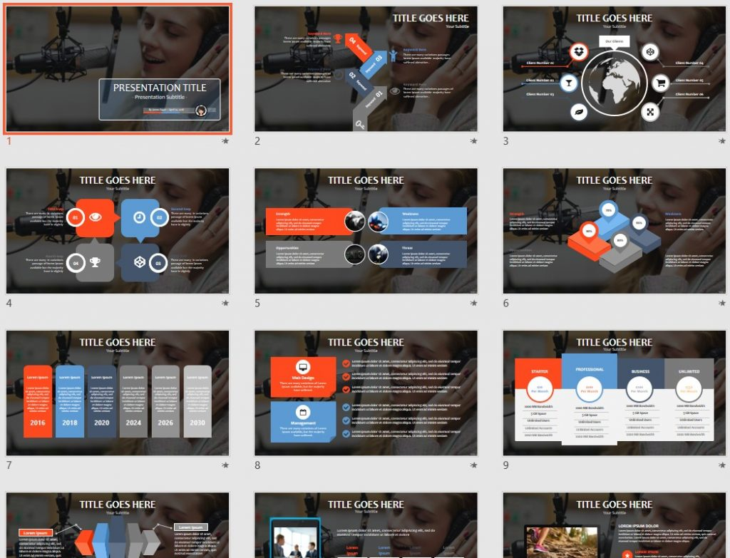 Download PowerPoint Templates Pack 2 from Official