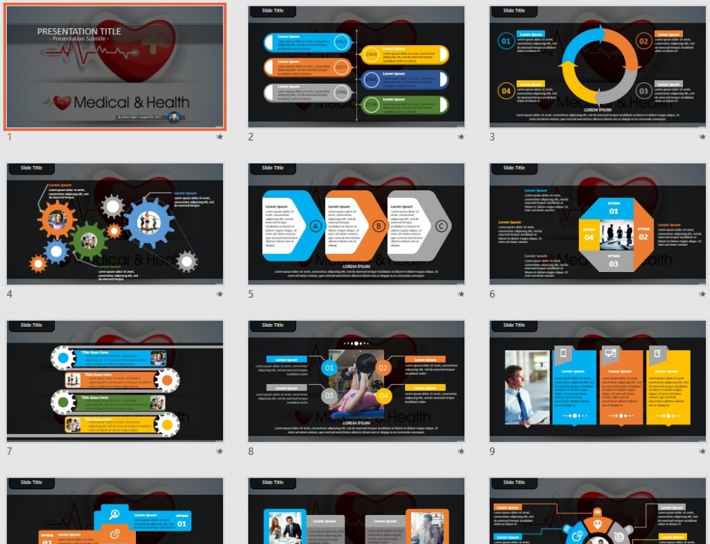 Free medical and health powerpoint 76997 sagefox powerpoint by james sager toneelgroepblik Choice Image
