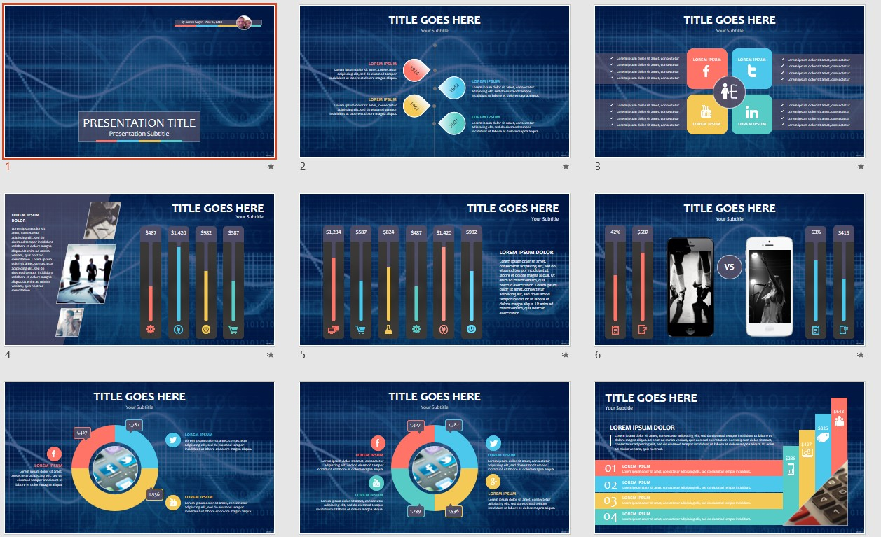 Free abstract powerpoint 110331 sagefox powerpoint templates by james sager toneelgroepblik Choice Image
