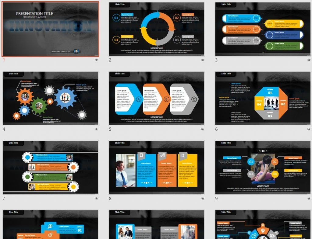 14678 free powerpoint templates sagefox free powerpoint templates innovation powerpoint by sagefox toneelgroepblik Images